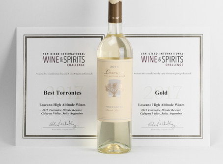 San Diego Wine Competition News