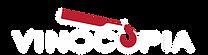 Vinocopia Logo white