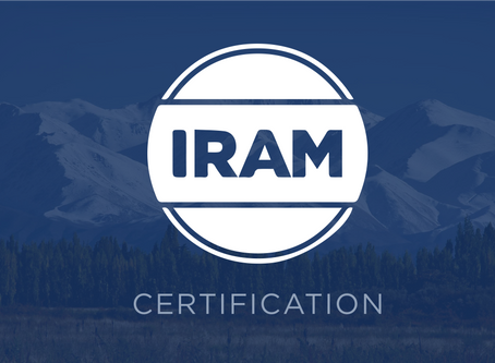 Loscano Vineyards Achieves IRAM/GMP Certification