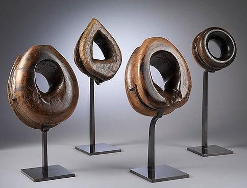 Our signature bronze mounts