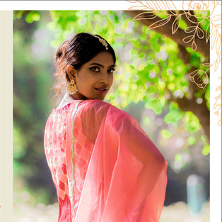 Look Book Shoot & Design for Manua by Mansi Singhal