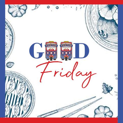 Social Media Post for Good Friday