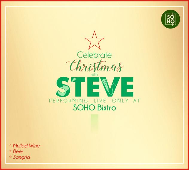 Social Media Creative design for Christmas