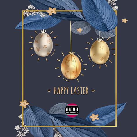 Social Media Post for Easter