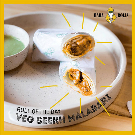 Roll of the Day Gif Design