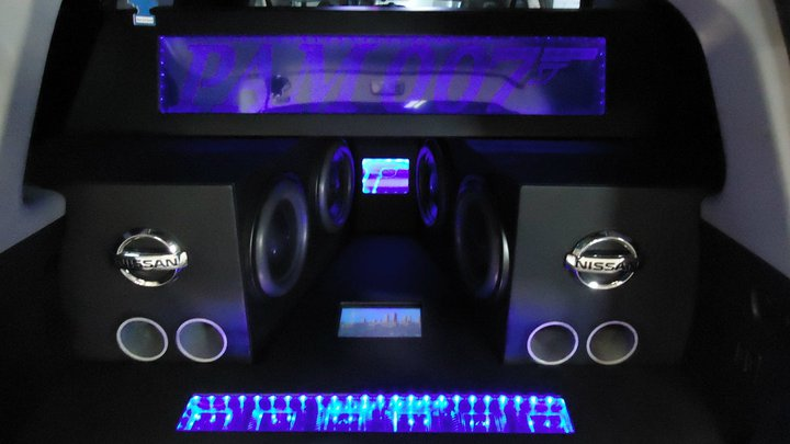 Custom Audio System