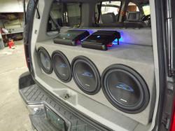 Custom Audio Box