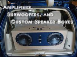 Custom Sound Systems