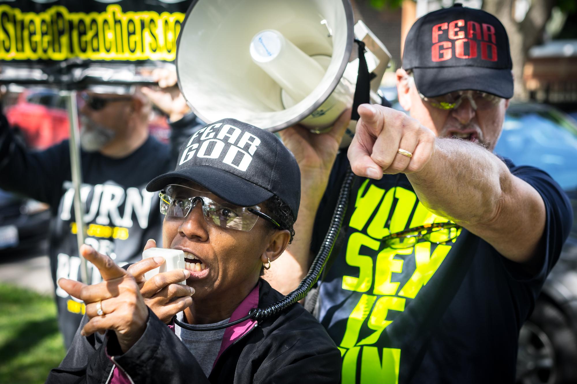Chicago Street Preachers