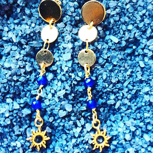 Boucles Blue solera