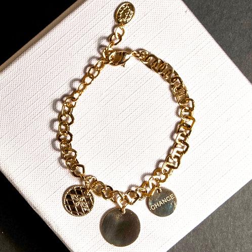 Bracelet chance gold