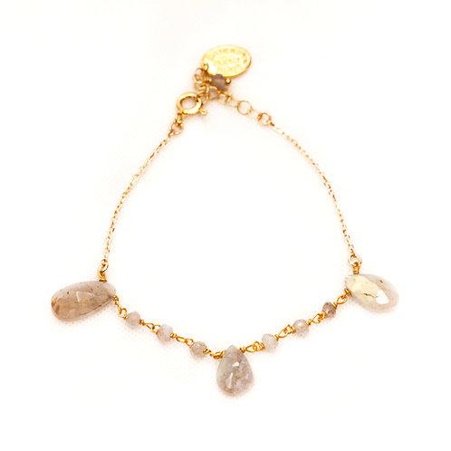 Bracelet Camila labradorite