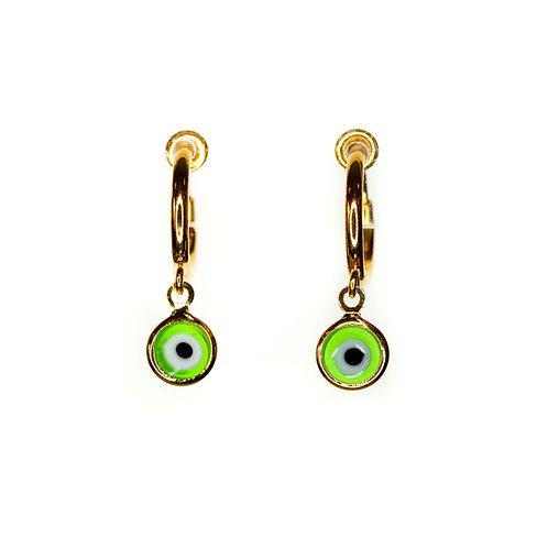 Boucles Rhodes green