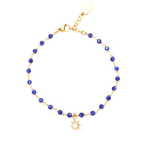 Bracelet Sunshine blue