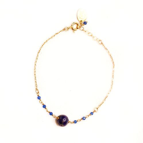 Bracelet Nuna bleu