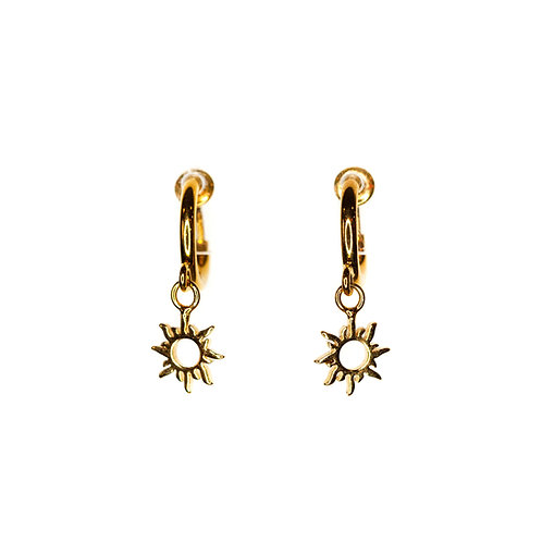 Boucles Justine