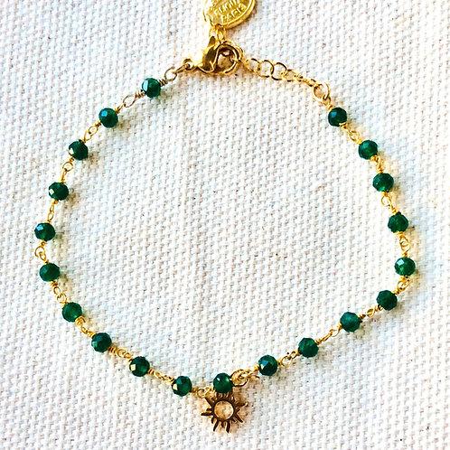 Bracelet Sunshine green