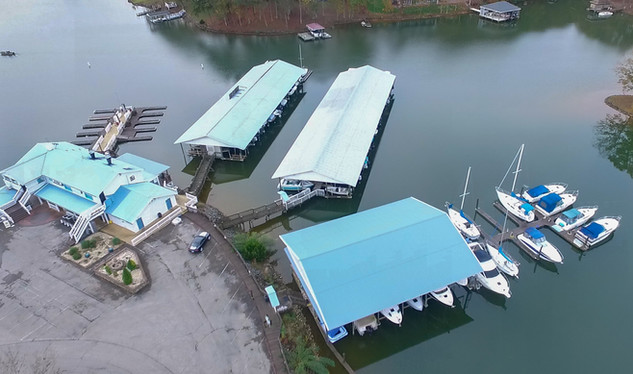 Fuel Dock, A Dock, B Dock, C Dock