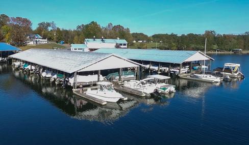 A Dock & B Dock