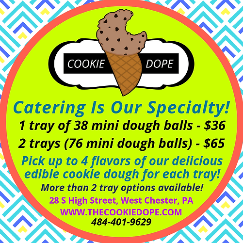 Cookie Dope Catering