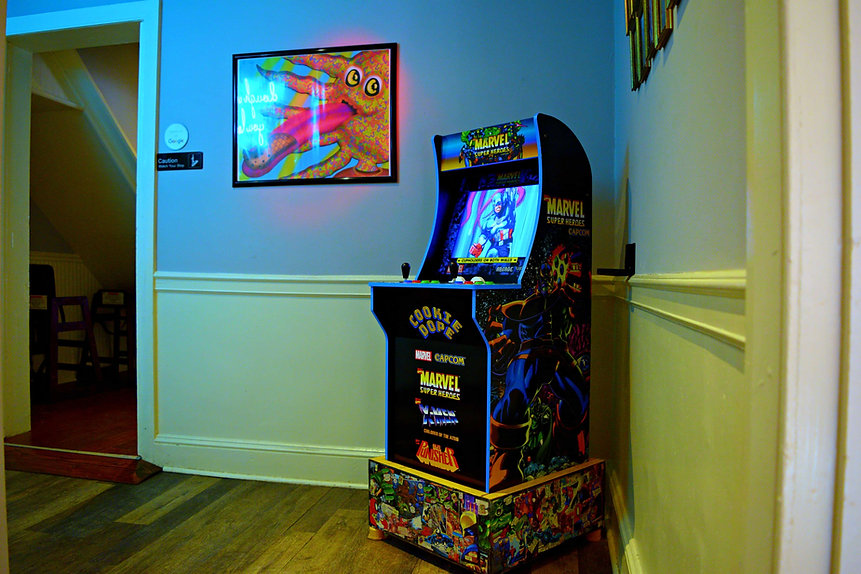 Free To Play Arcade