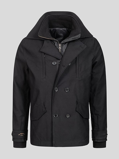 ROKKER BLACK JACK COAT