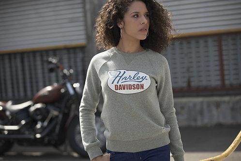 Sweatshirt Distressed 99113-19VW