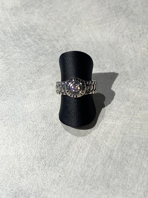 RING HD WHITE STONE