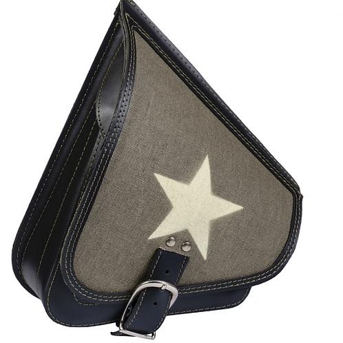 AGM SEITENTASCHE ARMY STAR S-043
