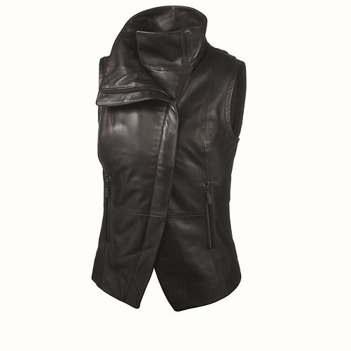 Vest Leather 96737-19VW