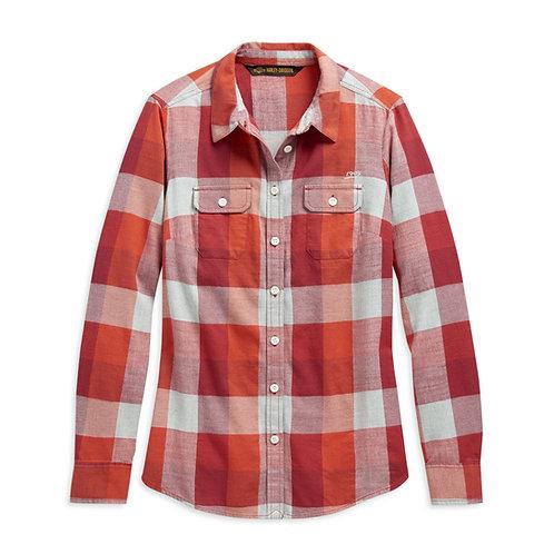 Shirt woven Plaid 99124-20VW