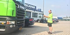 Formularios digitales inspección camiones