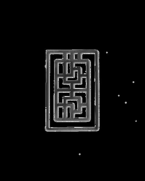 Брошь Shanghai