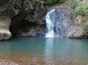 cachoeira fonte platina