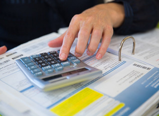TAX TIME TIPS TIP 1: AN OPPORTUNITY FOR A FINANCIAL CHECK UP