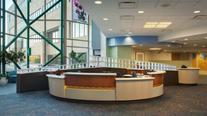 SLCH 2nd Fl Reception Desk