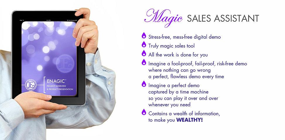 kangen-demo-magic-sales-assistant-tablet