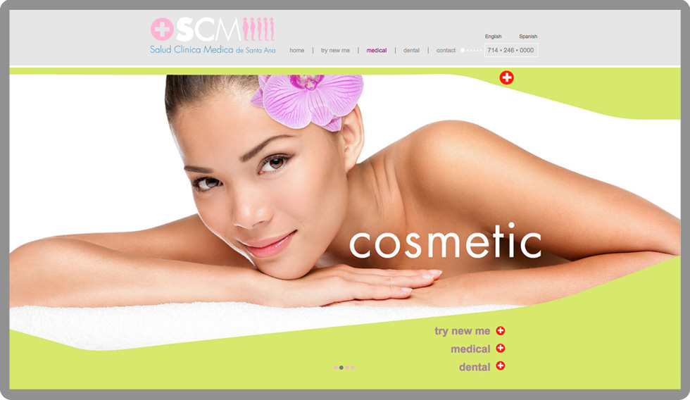 custom-web-development-scm-medical-clinic-cosmetic-serro-design