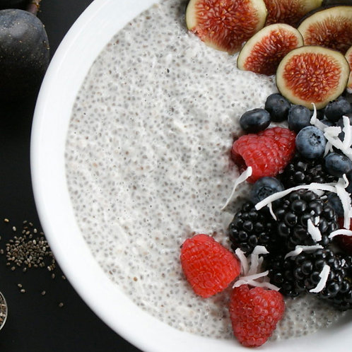Chia Seed Pudding (add-on)