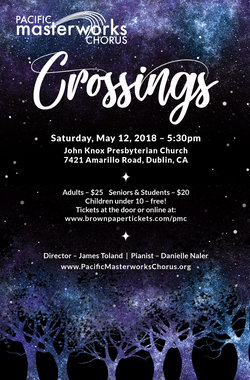 Crossings Event Poster