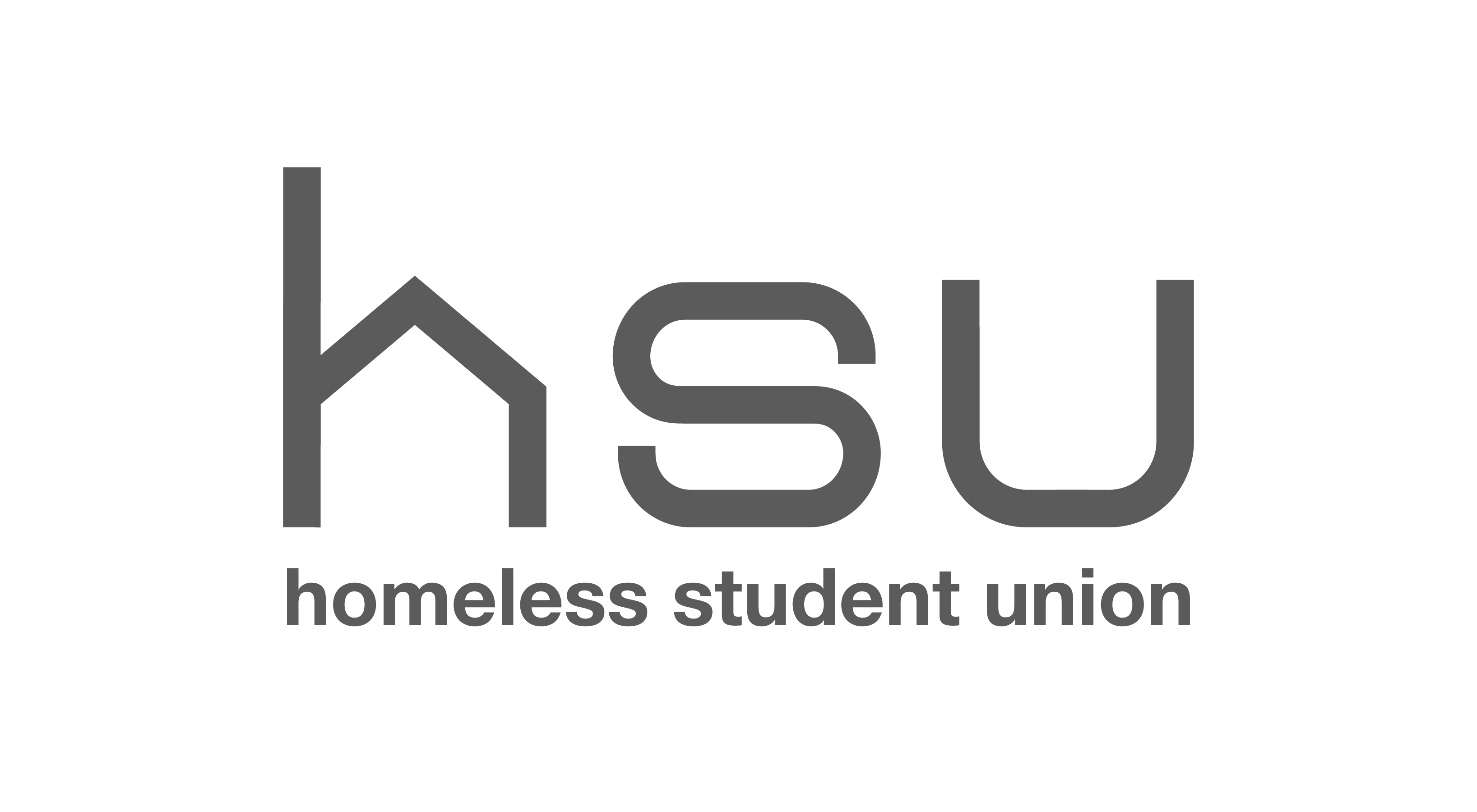 Homeless Student Union Logo