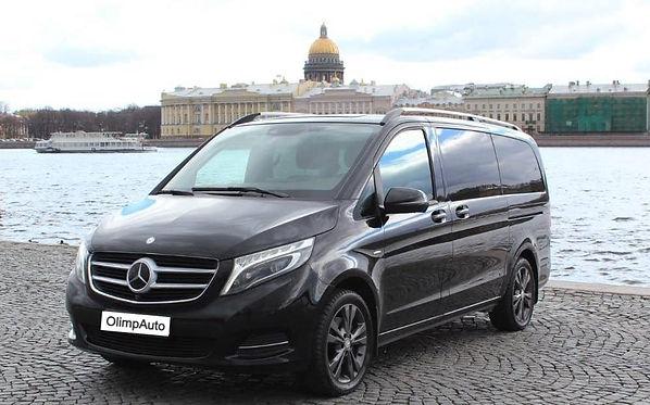 Минивен Mercedes V-class OlimpAuto