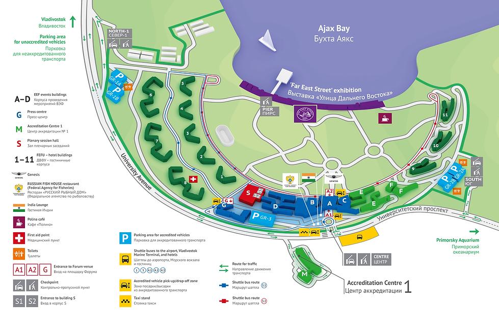 Схема движения транспорта и парковки ВЭФ-2021 ДВФУ.png
