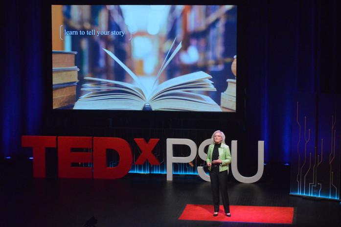 TEDxPSU Circuitry - Nancy M. Dahl