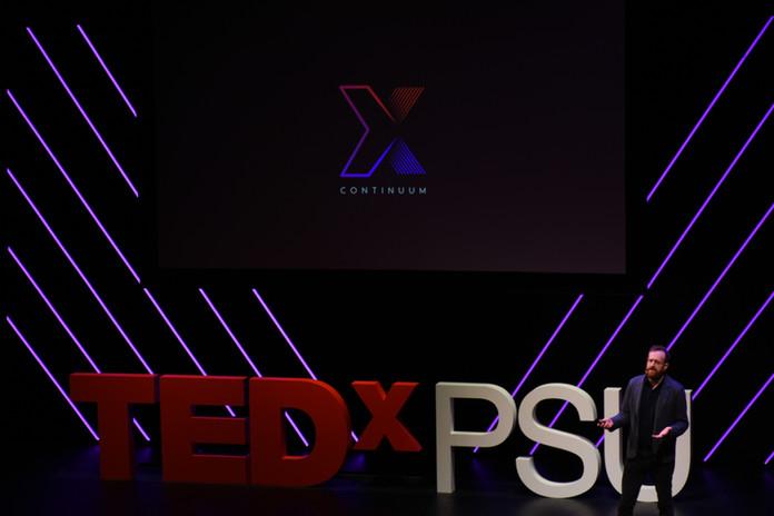 TEDxPSU Continuum - Will Hunt