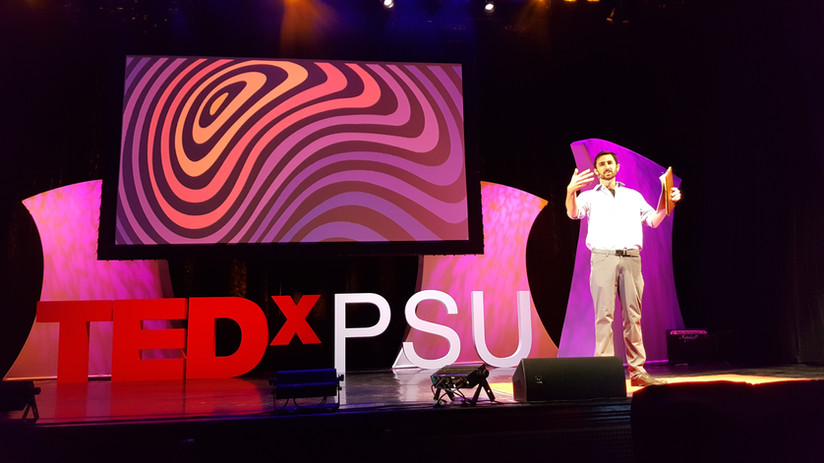 TEDxPSU Breach - Introduction