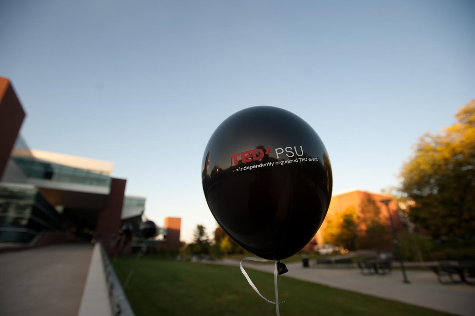 TEDxPSU Balloon