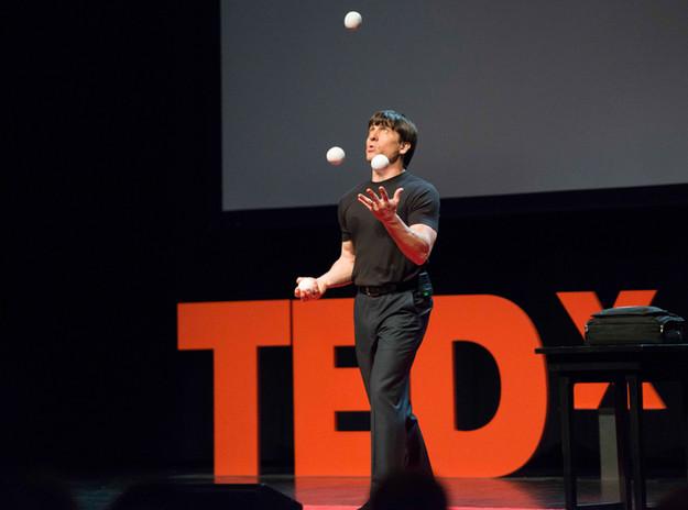 TEDxPSU Yesterday's Frontiers Tomorrow's Horizons - Dan Thurmon