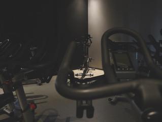 NEW SPIN STUDIO / CARDIO CHALLENGE!