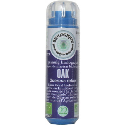 Oak N°22 Granules